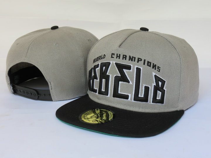 Rebel8 Snapback Hat LS28